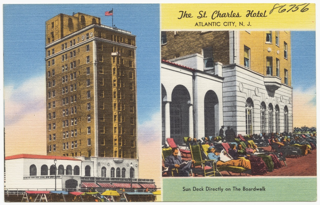 Date facet ssim 1930s topic hotels place united states the st charles hotel atlantic city nj sciox Images