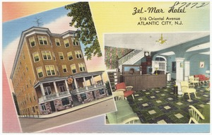 Zel-Mar Hotel, 516 Oriental Avenue, Atlantic City, N.J.