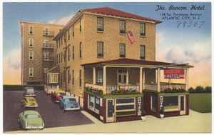 The Beacon Hotel, 146 So. Tennessee Avenue, Atlantic City, N.J.