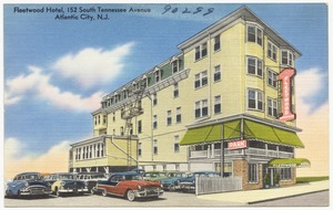 Fleetwood Hotel, 152 South Tennessee Avenue, Atlantic City, N.J.