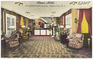 Almar Hotel, 123 South Kentucky Avenue, Atlantic City, N. J.