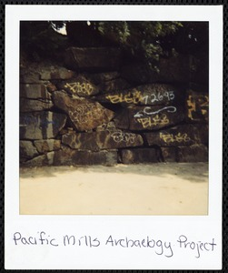 Pacific Mills archaeology project