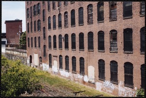 Mill across from 284 Lowell St.