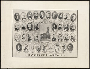 Mayors of Lawrence
