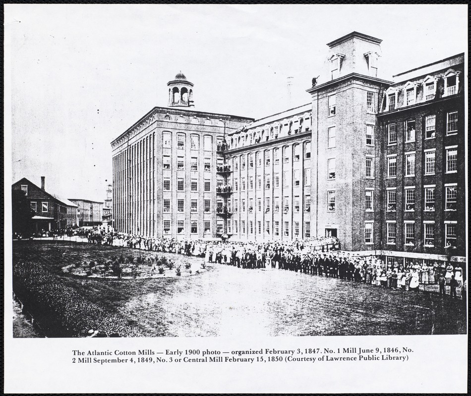 The Atlantic Cotton Mills