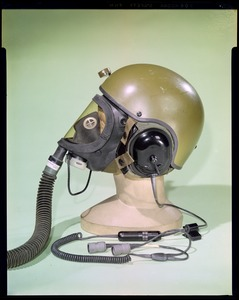 CEMEL-body armor, helmets, combat vehicle crewman (side view) w/gas mask on