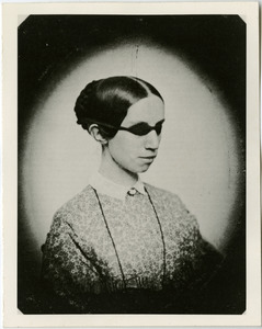 Portrait of Laura Bridgman