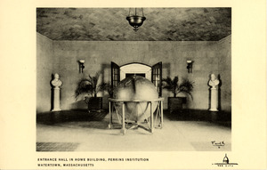 Entrance Hall in Howe Building