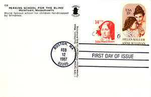 First Day Issue
