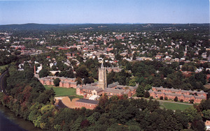 Aerial View of Perkins