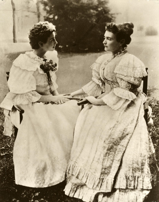 Helen Keller and Anne Sullivan in Nova Scotia
