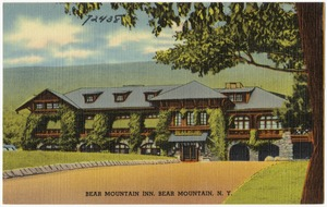Bear Mountain Inn, Bear Mountain, N. Y.