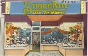 Stride Rite Shoes for Children
