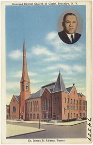 Concord Baptist Church of Christ, Brooklyn, N. Y.