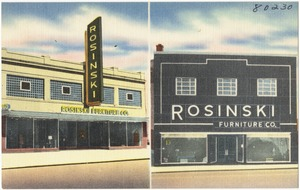 Rosinski Furniture Co.