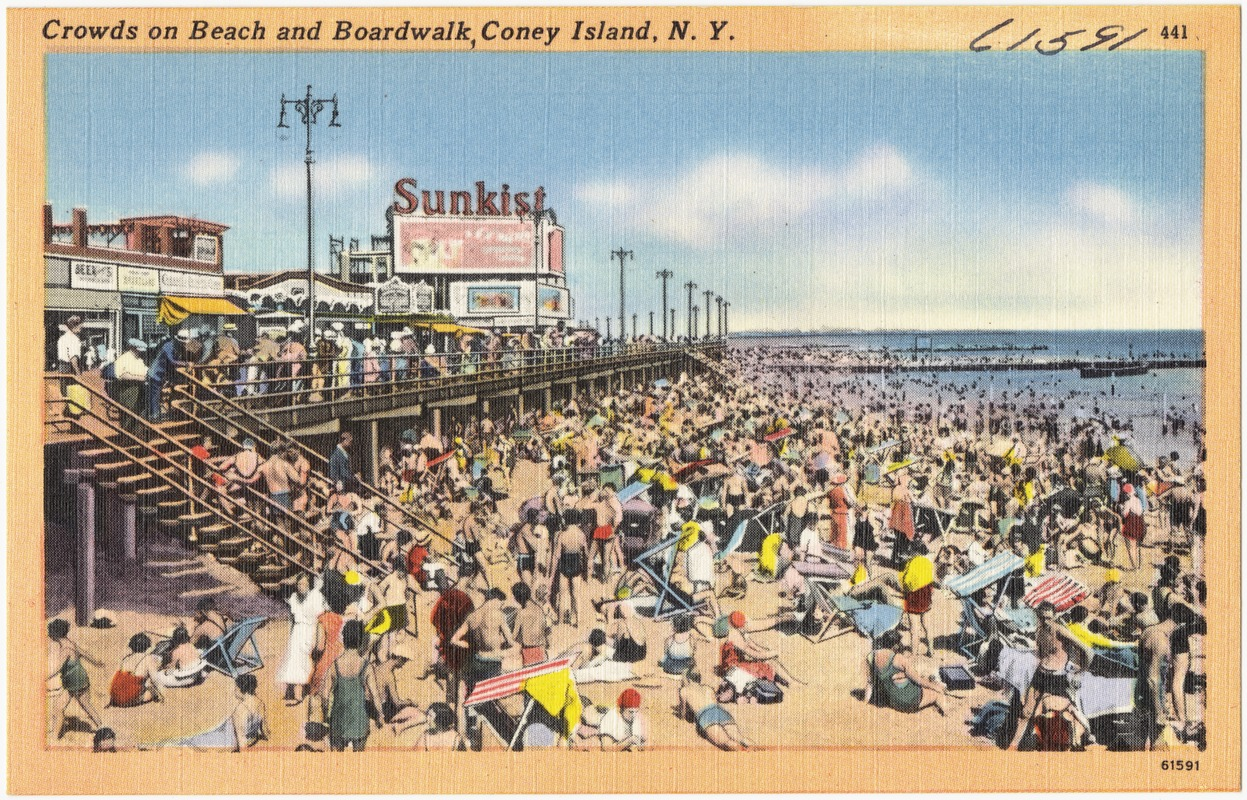 Place Coney Island Digital Commonwealth Search Results
