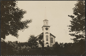 First Congregational Church, Yarmouth Port, Mass.