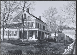 Farris House, 308 Old Main St., South Yarmouth, Mass.
