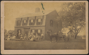Oldest house in Yarmouth, Mass.?