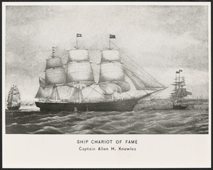 "Ship ""Chariot of Fame"""