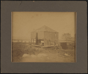 Mill at Stony Cove, Yarmouth Port, Mass.