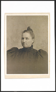 Mary E. (Sears) Kelley