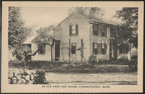 84 Old King's Highway, Yarmouthport, Mass.