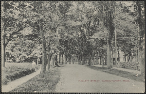 Old King's Highway, Yarmouth Port, Mass. near 95 Old King's Highway