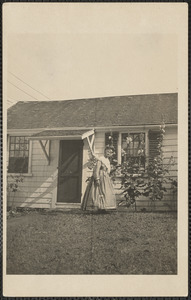 Betsey T. Hallet, Yarmouth Port, Mass.