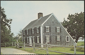 24 Thacher Shore Rd., Yarmouth Port, Mass.