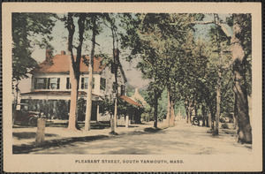 33 Pleasant St., South Yarmouth, Mass.