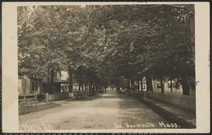 Old Main St., South Yarmouth, Mass.