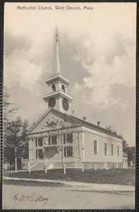 Methodist Church, West Dennis, MA