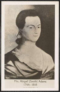 Abigail (Smith) Adams (1744-1818)