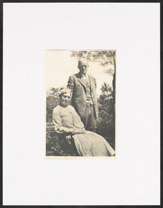 Dr. & Mrs. F. S. Churchill, 171 River St., South Yarmouth, Mass.