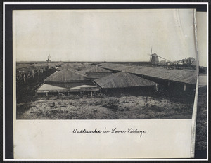 Saltworks in Lower Village, South Yarmouth, Mass.