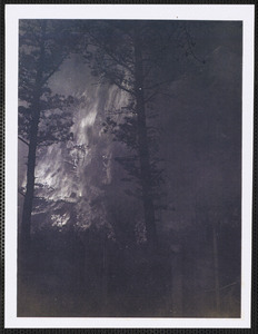 Forest fire, West Yarmouth, Mass. 1938