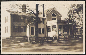 First National Bank of Yarmouth, Old King's Highway
