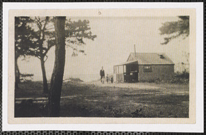 Camp at Parker's River, West Yarmouth, Mass.
