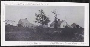 3 Howes houses in Dennis< MA