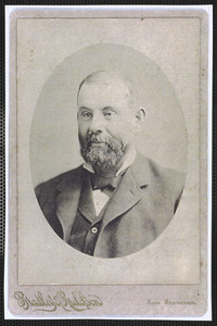 Capt. Barnabas Howes, about 1890-1892