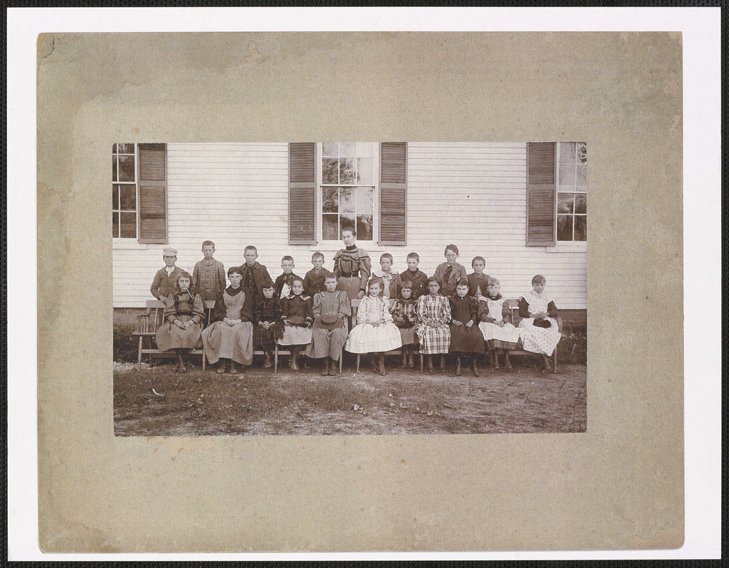 South Yarmouth Intermediate School class picture