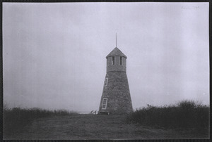 Point Gammon Light House, Great Island, West Yarmouth, Mass.