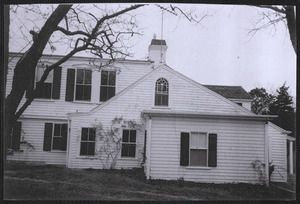 Corey House, 46 Uncle Robert's Rd., Great Island, West Yarmouth, Mass., owned by Ester Ames