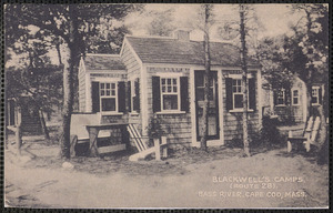 Blackwell's Camp, Rt 28, Bass River, Cape Cod