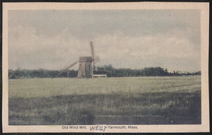 Farris Mill, West Yarmouth, Mass.