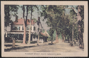Pleasant Street, South Yarmouth, Massachusetts