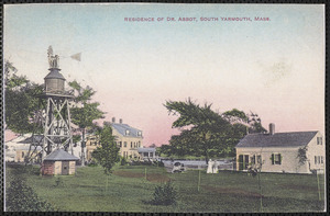 Dr. Abbot Residence, South Yarmouth, Massachusetts