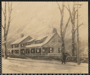 100 Old King's Highway, Yarmouthport, Mass.
