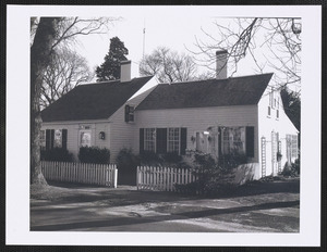 107 Old King's Highway, Yarmouthport, Mass.